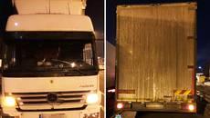 Протягом ночі патрульні виявили трьох водіїв у стані наркотичного сп'яніння. Фото