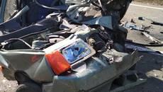 ДТП на трасі Бориспіль-Золотоноша: один водій загинув, четверо людей у лікарні. Фото