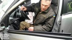 Нетверезий водій спричинив ДТП у Борисполі – виїхав на зустрічну смугу та врізався в автобус. Фото