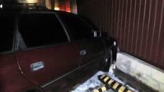 ДТП у Борисполі: нетверезого водія зупинив паркан чужого подвір'я. Фото