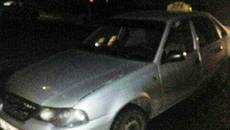 У Борисполі поліцейські зупинили п'яного таксиста, позбавленого права керування. Фото