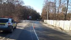 Внаслідок ДТП на Бориспільщині загинуло двоє людей – водій та пасажир. Фото
