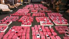 Рекордну партію – 7000 мобільних телефонів ZETEX затримали у пункті пропуску «Бориспіль». Фото