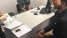 Затримано чергового хабарника у аеропорту «Бориспіль» – іноземцю загрожує від 4 до 8 років за ґратами. Фото
