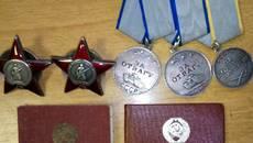 Цінні ордени та медалі намагались незаконно вивезти з України в аеропорту «Бориспіль»