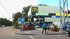 «McDonald's» у Борисполі закривається на реконструкцію: як зміниться ресторан швидкого харчування. Відео
