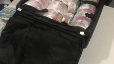 Українець намагався незаконно вивезти партію чорної ікри на $15 тис. через аеропорт «Бориспіль». Фото