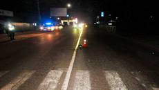 Водій, який у листопаді збив на смерть 17-річного пішохода у Борисполі, взятий під варту. Фото