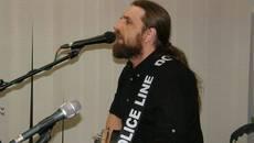 Відомі пісні та душевна атмосфера: у Борисполі відбувся вечір пам'яті Володимира Висоцького. Фото