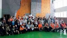 Вперше у Борисполі відбулися змагання з гірського туризму. Фото
