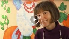 Казкова лікарня: художниця розмалювала стіни дитячого відділення Бориспільської ЦРЛ. Відео