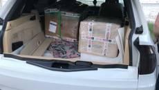 Контрабанда кокаїну: СБУ виявила велику партію вартістю понад вісім мільйонів гривень. Фото