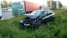 ДТП з потерпілими на Бориспільській трасі: зіткнулося два автомобіля. Фото