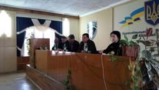 Начальник Головного управління Національної поліції в Київській області Дмитро Ценов провів навчання з бориспільськими поліцейськими