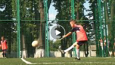 «Битва дворів-2017»: запекла боротьба за звання найфутбольнішого району Борисполя. Відео