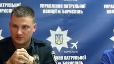 Про піший патруль, «аварійні» перехрестя та рух на «35 км»: розповідає очільник патрульної поліції Борисполя