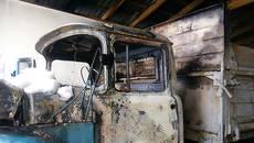 На Бориспільщині внаслідок пожежі у приватному гаражі загинув чоловік. Фото