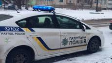 Таксиста під дією наркотичних речовин зупинили бориспільські патрульні