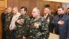 На Київщині дев'ятьом воїнам-афганцям вручили ключі від квартир