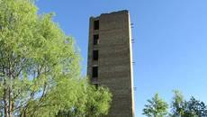 У Борисполі загинув 13-річний школяр, впавши з даху недобудови. Фото