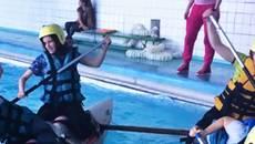 «Фрістайл на воді»: як відбувалися змагання з водного туризму у Борисполі
