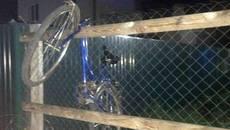 Охоронець одного з приватних будинків у Борисполі затримав викрадача велосипеду. Фото