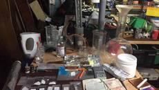 У Борисполіліквідовано чергову нарколабораторію. Фото