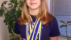 Плавчиня із Борисполя неодноразово підтвердила розряд КМС на Чемпіонаті України. Фото