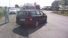 ДТП на Бориспільщині: на об'їзній дорозі зіткнулося два авто. Фото