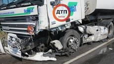 ДТП на Бориспільській кільцевій: автомобіль вилетів на зустрічну смугу, є загиблий. Фото