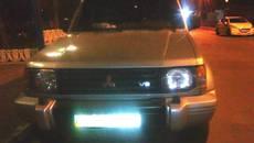 Вночі патрульні Борисполя виявили черговий «автомобіль-двійник». Фото
