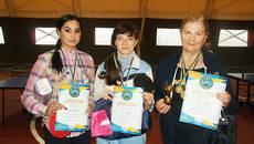 У новому спорткомплексі Борисполя відбувся чемпіонат Київської області з настільного тенісу. Фото