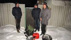 На Бориспільщині правоохоронці затримали дачного крадія. Фото