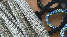«Браслети життя» для бійців АТО плетуть бориспільські школярі