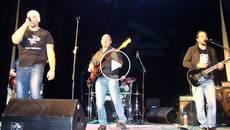 Рок-ейфорія у Борисполі: гурт «Рана Ридибунда» відіграв потужний концерт з нагоди 20-річчя. Відео
