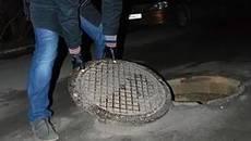 Крадія каналізаційних люків розшукали та затримали поліцейські Борисполя