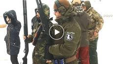 Рушниці, мішені та адреналін: у Борисполі відбулися стрілецькі дуелі. Відео