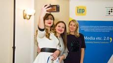 Телеканал «Бориспіль» отримав спеціальну відзнаку Національної премії «Media etc. 2.0». Фото