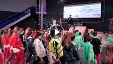 Вуличні танці, бітбокс та реп: у Борисполі відбувся Всеукраїнський фестиваль вуличних культур. Відео