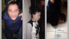 За розбійний напад на іноземного далекобійника затримано озброєну злочинну групу. Фото