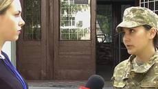 Подробиці стрілянини у бориспільській військовій частині. Відео