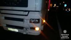 Вночі на бориспільських дорогах сталося дві ДТП за участю водіїв «під наркотиками». Фото