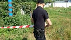 35-річного крадія каналізаційного люку затримали патрульні Борисполя. Фото