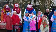 Народні гуляння, традиційні страви та конкурси: як у Борисполі відсвяткували Масницю. Відео