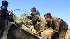 Крізь вогонь та воду: як бориспільські школярі змагалися у другому турі гри «Сокіл» («Джура»)