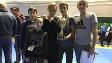 Спортсмени із Борисполя стали призерами Відкритого Кубку України з Таеквон-до. Фото