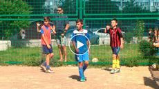 4-й етап футбольного турніру «Битва дворів» визначив фіналістів. Відео