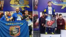Спортсмени Борисполя – призери чемпіонату України з пауерліфтингу. Фото