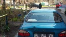 П'яний водій у Борисполі створив аварійну ситуацію та намагався втекти від патрульних