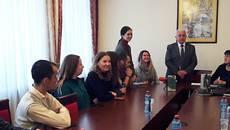 Прибалтійська делегація переймала досвід молодіжного парламенту Борисполя. Відео